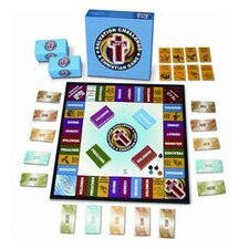 Christian Games Salvation Challenge Board Game