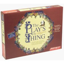 Family Games The Play's the Thing Board Game