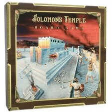 Christian Games Solomon's Temple Board Game