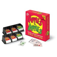 Christian Games Apples to Apples Bible Edition Board Game