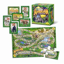 African Adventure Playzzle Game