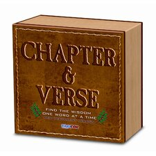 Chapter and Verse Game