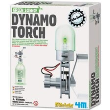 Green Science-Dynamo Torch