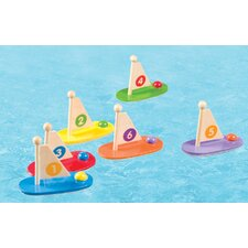 Sailboat Toy