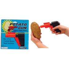<strong>Toysmith</strong> Potato Gun Toy