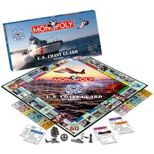 Coast Guard Monopoly