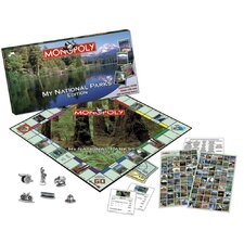 My National Parks Monopoly