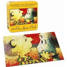 Snoopy / Ever Dog Breath Puzzle