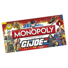 Monopoly Games - GI Joe