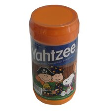 Charlie Brown Great Pumpkin Yahtzee Game