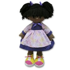 Boots African American Rag Doll