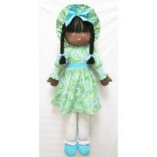 Sweetie Mine African American Rag Doll