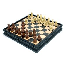 Medieval Chess and Checkers Set