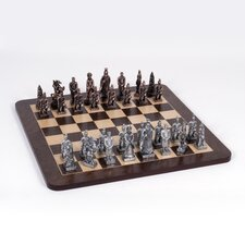 <strong>Wood Expressions</strong> Chinese Qin Chess Set