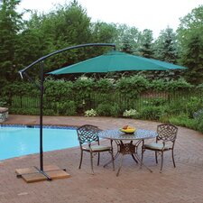 10' Rochester Cantilever Umbrella