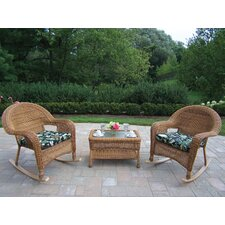3 Piece Rocker Seating Group Set