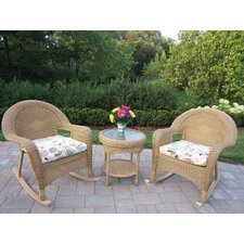 3 Piece Rocker Seating Group