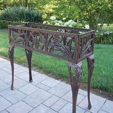 Butterfly Rectangular Stand Planter