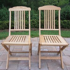 <strong>Oakland Living</strong> Lounge Chair (Set of 2)