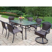 <strong>Oakland Living</strong> Tuscany  7-Piece Dining Set