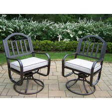 Rochester Swivel Chair  (Set of 2)