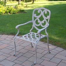 Mississippi Pacifica Dining Arm Chair