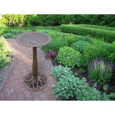 <strong>Oakland Living</strong> Upland Bird Bath