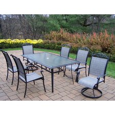 Sling 7 Piece Dining Set