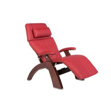 Perfect Chair Classic Power Zero-Gravity Leather Recliner
