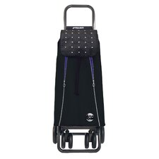 105 cm Einkaufsroller Logic Tour mit Tasche Pack / Rock