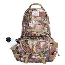 Mossy Oak Break Up Trail Blazer Backpack II
