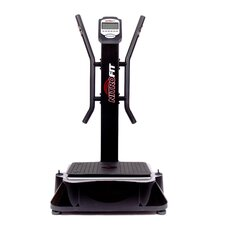 <strong>Nitrofit</strong> Deluxe Whole Body Vibration Machine in Black