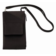 <strong>Travelon</strong> Microfiber Cross Body Wallet