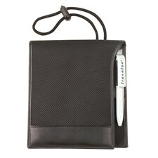 RFID Blocking ID and Boarding Pass Holder