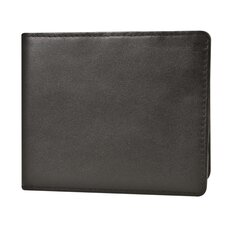 RFID Blocking Leather Billfold
