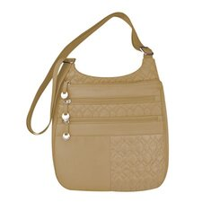 Multi-Pocket Shoulder Bag / Crossbody Bag