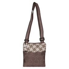 Houndstooth Crossbody-Bag