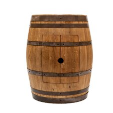"28""  Wine Barrel Vanity Set"