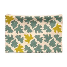 Hand Printed Shade Pouch