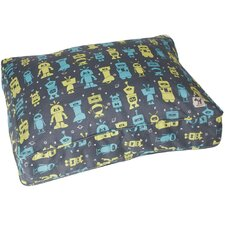 Mr. Roboto Dog Duvet