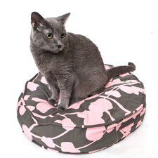 La Vie En Rose Round Cat Duvet
