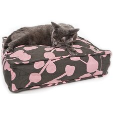 <strong>Molly Mutt</strong> La Vie En Rose Square Cat Duvet