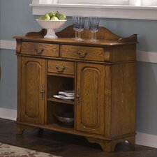 <strong>Liberty Furniture</strong> Nostalgia Casual Dining Server