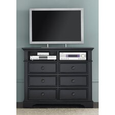 <strong>Liberty Furniture</strong> Carrington II Bedroom 6 Drawer Chest