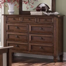 Taylor Springs 9 Drawer Dresser