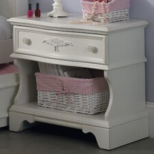 <strong>Liberty Furniture</strong> Arielle 1 Drawer Nightstand