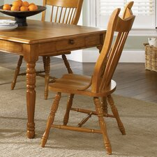 Country Haven Mule Ear Side Chair