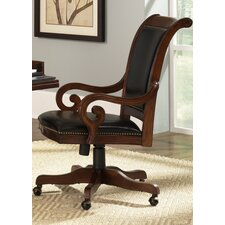<strong>Liberty Furniture</strong> Mid-Back Executive Office Chair