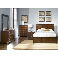 <strong>Liberty Furniture</strong> Reflections Headboard Bedroom Collection