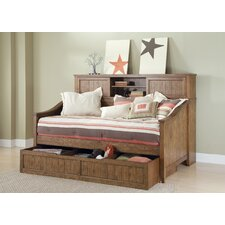 Hearthstone Daybed with Trundle Bedroom Collection